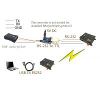 Wholesale 2.4Ghz COFDM HD UAV Video Transmitter Point to Point Wireless Mini Receiver Transmitter from china suppliers