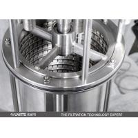 Quality Automatic 100 microns Self Cleaning Filter strainer Industrial Filter Housing for sale