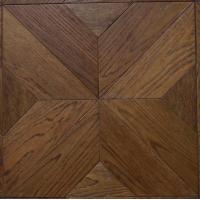 Wholesale Oak wood parquet floor; white oak hardwood parquet tiles, differet styles available from china suppliers