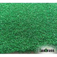 Wholesale Indoor Outdoor Playground Hockey Golf putting turf Fake Plastic Grass , Artificial Sports fate grass from china suppliers