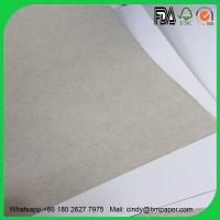 Wholesale Wholesale 230gsm 250gsm 300gsm 350gsm 787*1092mm coated duplex board with kraft back from china suppliers