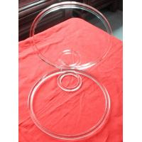Wholesale Transparent quartz glass ring from china suppliers