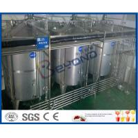 Wholesale 8000 - 10000BPH Functional Beverage Soft Drink Production Line With Bag Type Duplex Filter from china suppliers