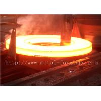 Wholesale Industrial ST52 ST60-2 Carbon Steel Flange / Large Forged Rings from china suppliers