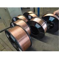 Wholesale High Quality 0.8-1.6mm 15kg Plastic Spool MIG Welding Wire Er70s-6 (CO2) from china suppliers