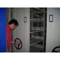 Wholesale Mechanical Lockable Metal Mobile Filing Cabinet to Storage Books from china suppliers