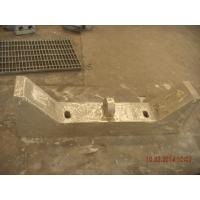 Wholesale Sill Bar of High Chromium Wear-resistant Castings Iron Chute Liners from china suppliers