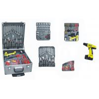 Wholesale Rechargeable Cordless Power Tool Set 164pcs with 12V 14.4V 18V Battery Cordless Drills from china suppliers