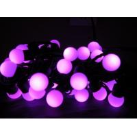 Wholesale Pink LED Ball String Light from china suppliers