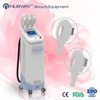 Wholesale 2017 SHR IPL permanent hair removal/IPL depilation/ SHR hair removal device from china suppliers