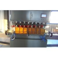 Wholesale SUS316 Sesame Oil Auto Filling Machine 1500bph CE ISO Certificated from china suppliers