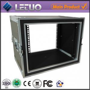Wholesale LT-FC173 aluminum ata road flight case 8u shock mount flight case rack transport case from china suppliers