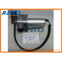 Wholesale PC120-6 Komatsu Excavator Parts 702-21-07010 24V DC Solenoid Valve For Main Pump from china suppliers