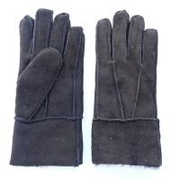 China High quality Sheepskin shearling Pakistan leather gloves on sale