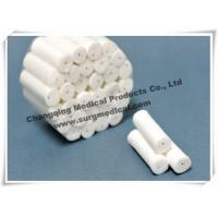 Wholesale Flexibility Surgical Cotton Rolls , Comfortable Dental Disposable Products from china suppliers