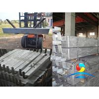 Wholesale New!!! Marine Outfitting Equipment  Zinc Anode For Port And Offshore Engineering Facilities from china suppliers