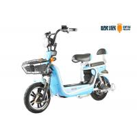 Wholesale Light Llithium Electric Road Scooter , Ego Electric Scooter Motor 48v 500w from china suppliers
