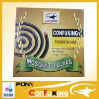 Quality Mosquito killer best selling 125mm 140mm 145mm black mosquito coil in China for sale
