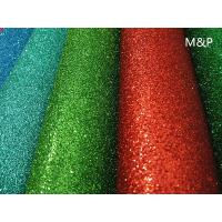 Wholesale 2mm 50cm*50cm Red brown glitter EVA foam spray powders can improve the child beginning ability decorative background from china suppliers