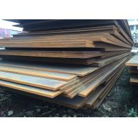 Wholesale SS400 SS450 Hot Rolled Mild Steel Sheet For Cutting / Bending / Drilling Hole Processing from china suppliers