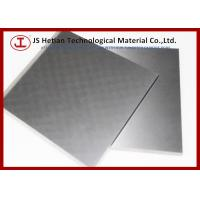 Wholesale 3300 - 3500 MPa Tungsten Carbide Plate Square with 8% CO for mould material from china suppliers