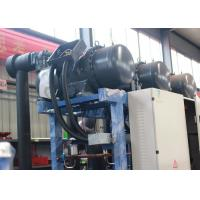 Wholesale Industrial Screw Water Cooled Condensing Unit  R404a / R22 Refrigerant from china suppliers