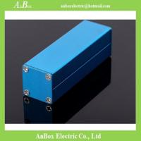 Wholesale 80X25X25mm 6063 t5 extruded aluminum enclosure wholesale and retail from china suppliers