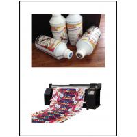 Wholesale Sublimation Polyester Fabric Printing Machine Fabric Plotter Epson DX7*2 from china suppliers