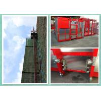 Wholesale Builders Rack And Pinion Hoist , Industrial Lift And Hoist Systems With Safety Hook from china suppliers