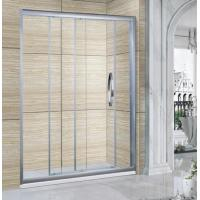 Buy cheap shower enclosure shower glass,shower door B-3810 from wholesalers