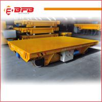 Wholesale Cable Reels Powered Material Handling Rail Flat Cart industry usage from china suppliers