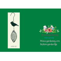 """Wholesale Bird Feeder Garden Plant Accessories Product size 13""""H Texture of material Spray Pack size (cm)L 36 MOQ 5000 china from china suppliers"""