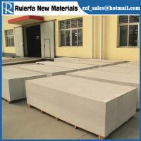 Wholesale Fire resistant and water resistant calcium silicate board for external wall board  OP2 from china suppliers
