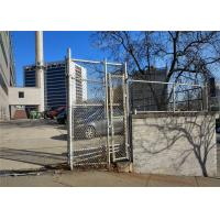 Wholesale chain wire fencing for sale hot dipped galvanized chain mesh wire from china suppliers