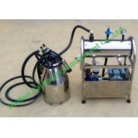 Wholesale Single Cow Bucket Milking Machine with ISO9001:2000 Certificate 220 Voltage from china suppliers