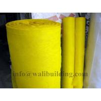 Wholesale yellow plastic window insect  fly screen from china suppliers