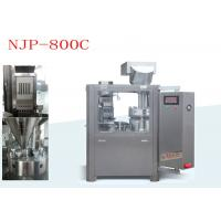 Wholesale NJP 800C Capsule Filler Machine With Breakdown Diagnosing Diaplay from china suppliers