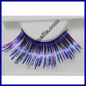 Wholesale Hand made Natural False Eyelashes , Fabric Material Artificial eyelash from china suppliers