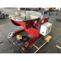 Wholesale 1200kg Capacity Automatic Welding Positioner ISO Rotary Welding Positioner from china suppliers