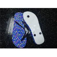 Wholesale Ladies Shoes on Beach New Design PVC Flip Flops Women Slippers from china suppliers
