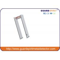 Wholesale Anti - Interference Walk Through Metal Detector Gate High Sensitivity Metal Detectors from china suppliers