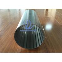 Wholesale 316 L Stainless Steel Johnson Screen / Well Screen Pipe For Water Treatment from china suppliers