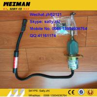 Wholesale brand new Packing switch, 13026888/12V, sdlg backhoe parts for sdlg backhoe loader B877 from china suppliers
