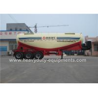 Wholesale 35CBM three axle semi trailer for cement transportation with oneyear warranty from china suppliers