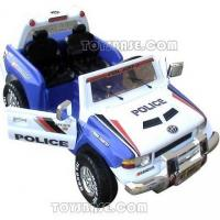 Wholesale 2 Seater Toy Ride on Car - Police Jeep with Openable Doors 99812 (ZTD68699) from china suppliers