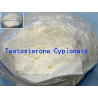 Wholesale Legal Muscle Building Steroids Raw Testosterone Powders Testosterone Cypionate 58-20-8 Test Cyp from china suppliers