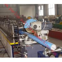 Wholesale Lock Seam Roll Forming Machine Color Steel Coils For Rainwater Downpipe / Rain Gutter from china suppliers