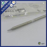 Wholesale Hakko T12-BCF2 soldering iron tips for Hakko FX950/951/952 soldering station, FM2027/2028/FX-9501 soldering iron from china suppliers