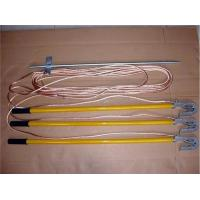 Wholesale Power HV temporary earthing equipment  and Electric Security Tools - Grounding Equipment Sets with Grounding Rod from china suppliers
