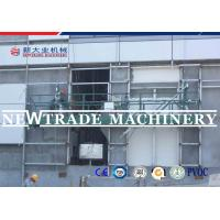 Wholesale Window Cleaning Rope suspended platform , temporary access platforms from china suppliers